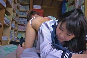 Cute Asian Teen Gets A Yummy Asslick Before A Hot Doggystyle Fuck